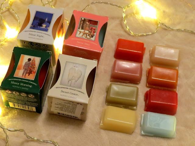 votivní svíčky, vonné vosky blog