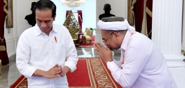 Soal Prabowo-AHY, Ngabalin: Jokowi Tidak Takut Kroco-kroco