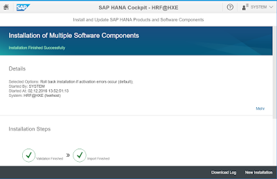 Enable Operational Process Intelligence on your HANA, express edition