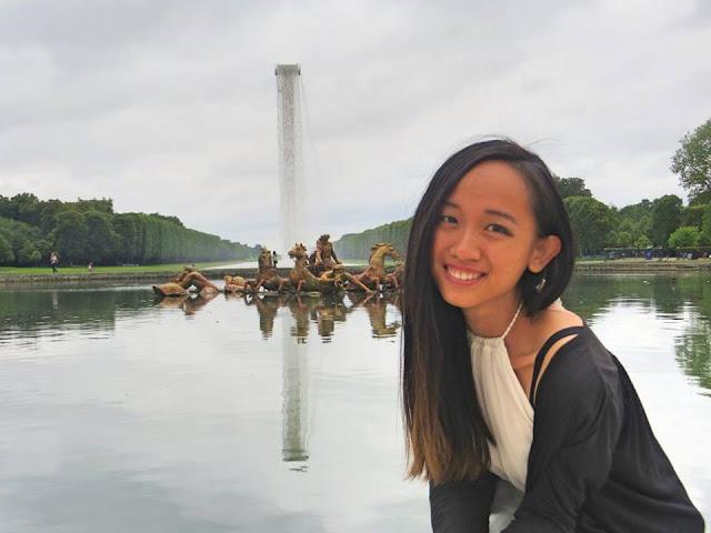 fountain, Versailles