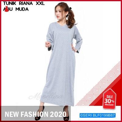 BLF0199B87 Riana Tunik Dress BMGShop
