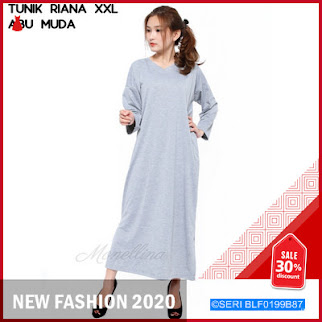 BLF0199B87 Riana Tunik Dress BMGShop