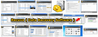 Using Recuva (Data Recovery Software) to Restore Missing Files