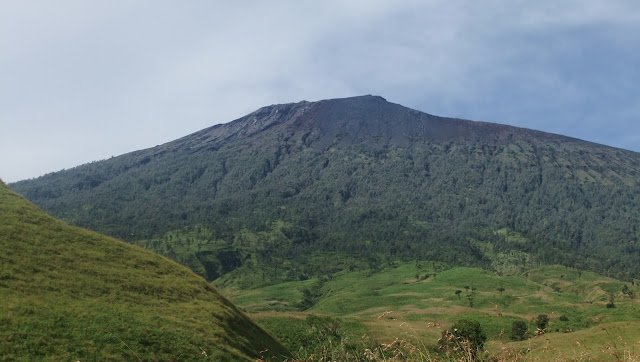 jalur pendakian gunung penanggungan