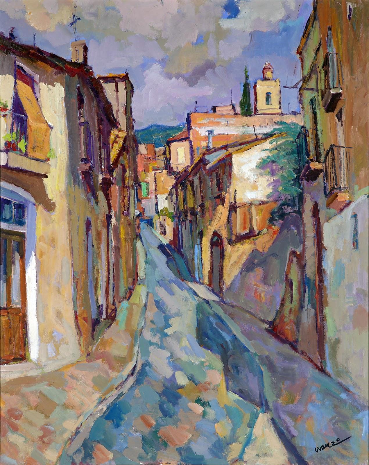 Joan Iranzo, Paisajistas españoles, Paisajes de Joan Iranzo, Pintor español, Pintores de Barcelona,  , Pintores catalanes, Pintor Joan Iranzo