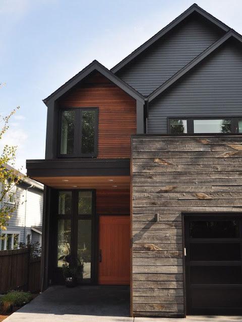 rumah kayu rustic minimalis