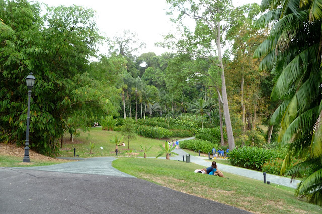 Park w Singapurze