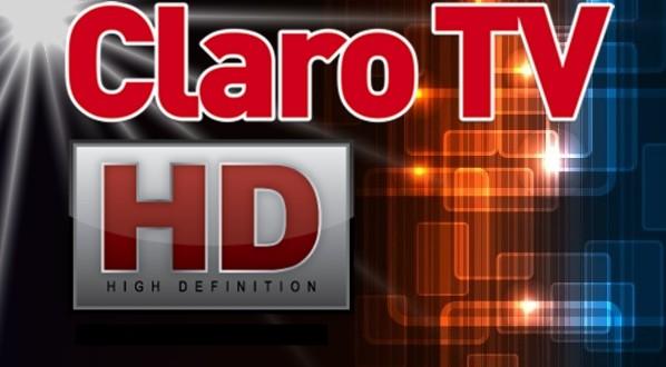 Resultado de imagem para CLARO TV PROMETE NOVOS CANAIS HD