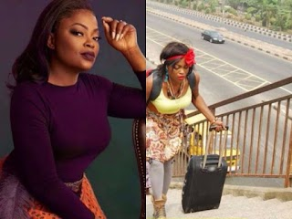 Jenifas diary! OAU Student Uses Funke Akindele's English As Project Topic (Photo)
