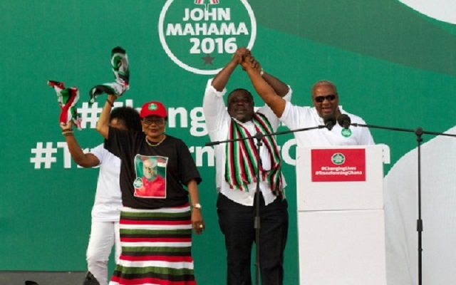NDC not bothered by EIU defeat report – Anyidoho
