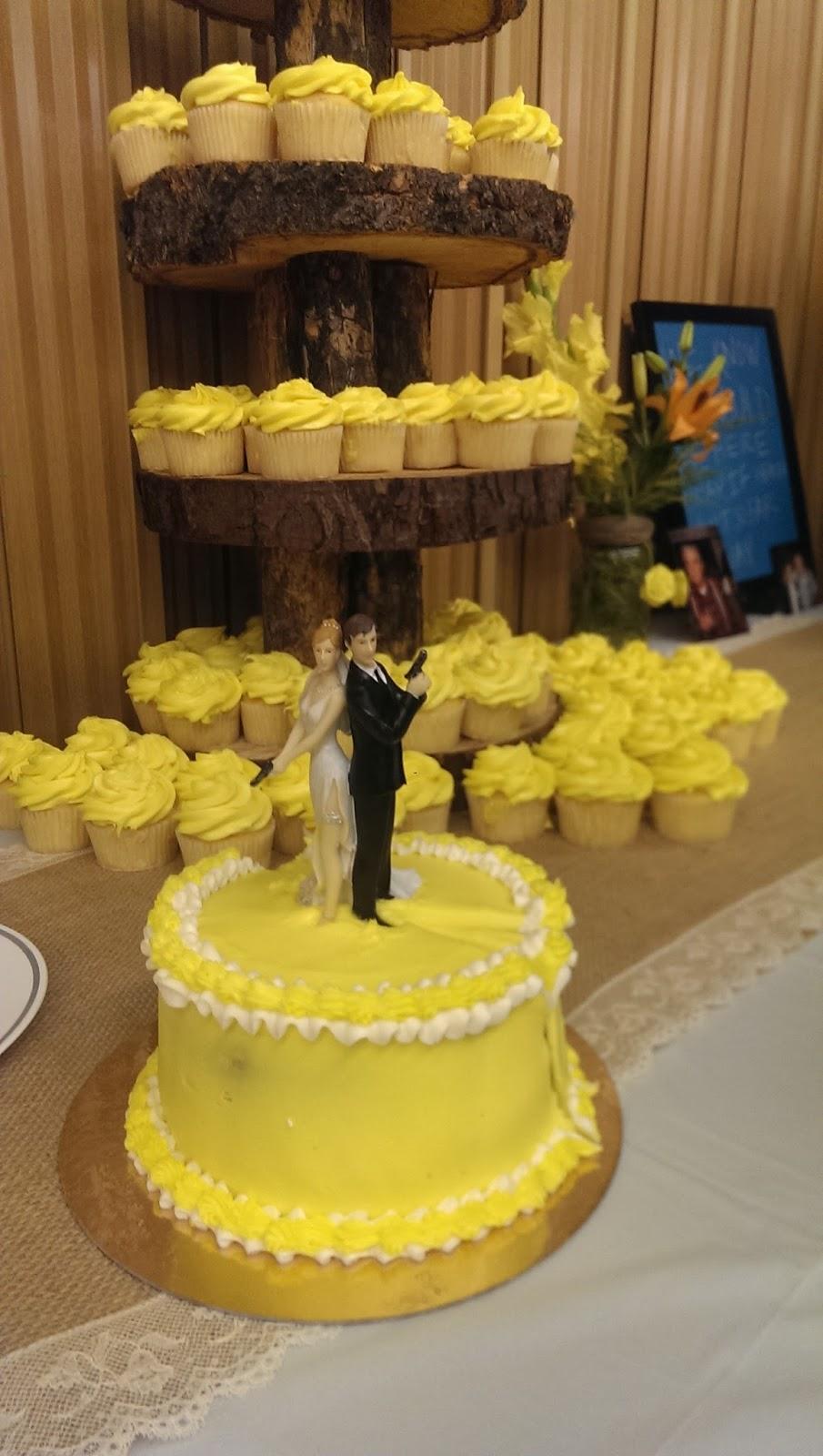 Bonnie And Clyde Wedding Cake - CakeCentral.com  |Bonnie And Clyde Cakes