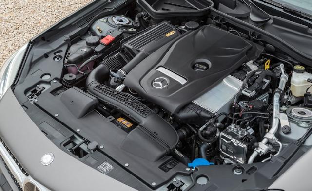 2018 Mercedes SLC Performance