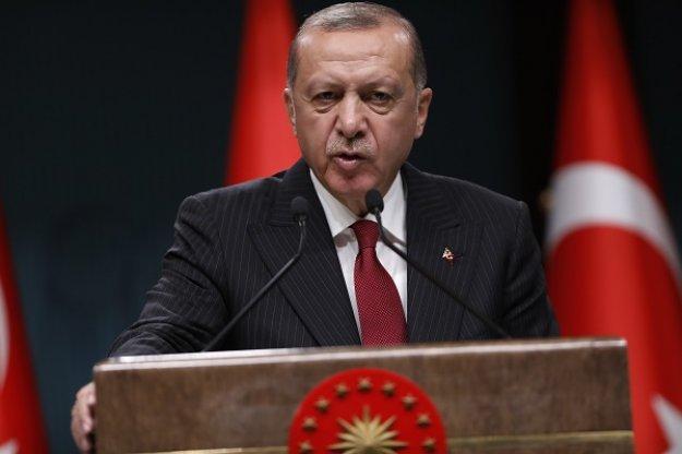 Ερντογάν προς ΗΠΑ: «Είδαμε τα παιχνίδια σας και σας προκαλούμε»