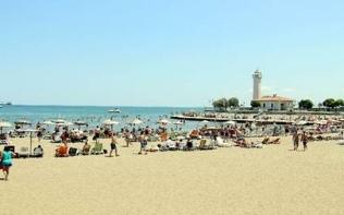 Samsun Fener Plajı