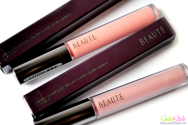 BEAUTE Luminous Volume Gloss