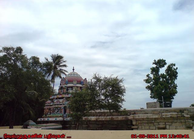 Kangeyapuram Shiva Temple