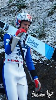 Johansson wygrywa w Vikersund