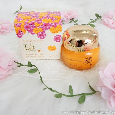 Review of Hansaeng Cosmetics Rin Bi-gyeol Yun Cream