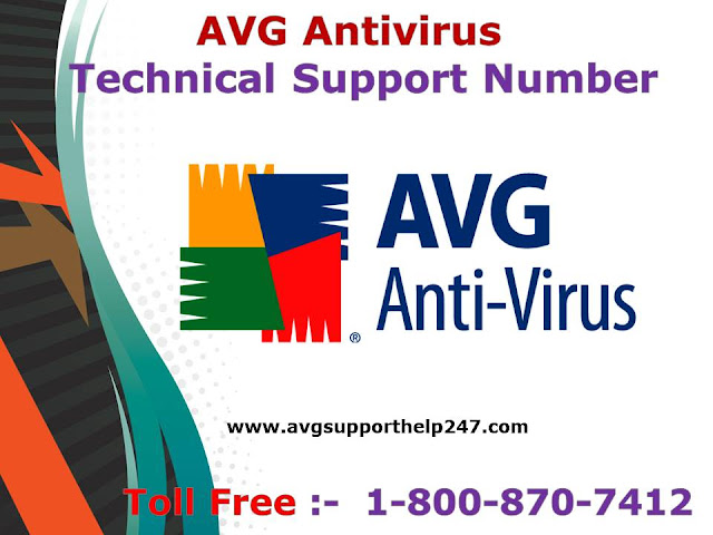 AVG Antivirus issues technical support customer care number