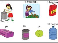 Soal Tematik Kelas 1 Tema 6 Subtema 2 Semester 2 Kurikulum 2013