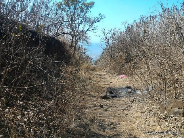 Slope of Hell - Kamshet, Pune