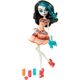 MH Scarnival Skelita Calaveras Doll