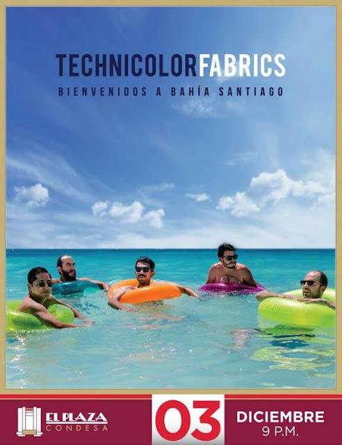 Technicolor Fabrics en Plaza Condesa
