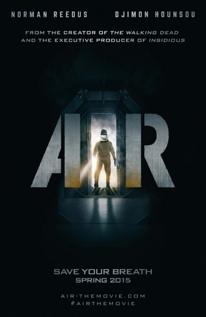 Poster: Air Movie 2015
