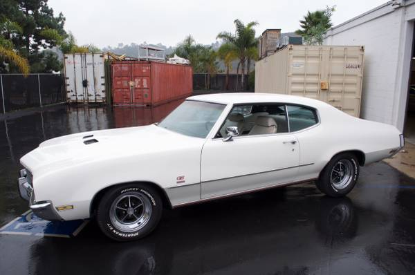 1972 Buick Gran Sport For Sale