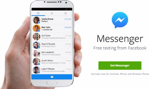download facebook messenger for every mobile
