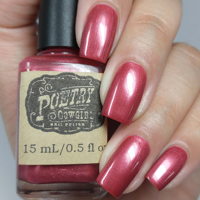 Poetry Cowgirl Nail Polish - Parlor Games