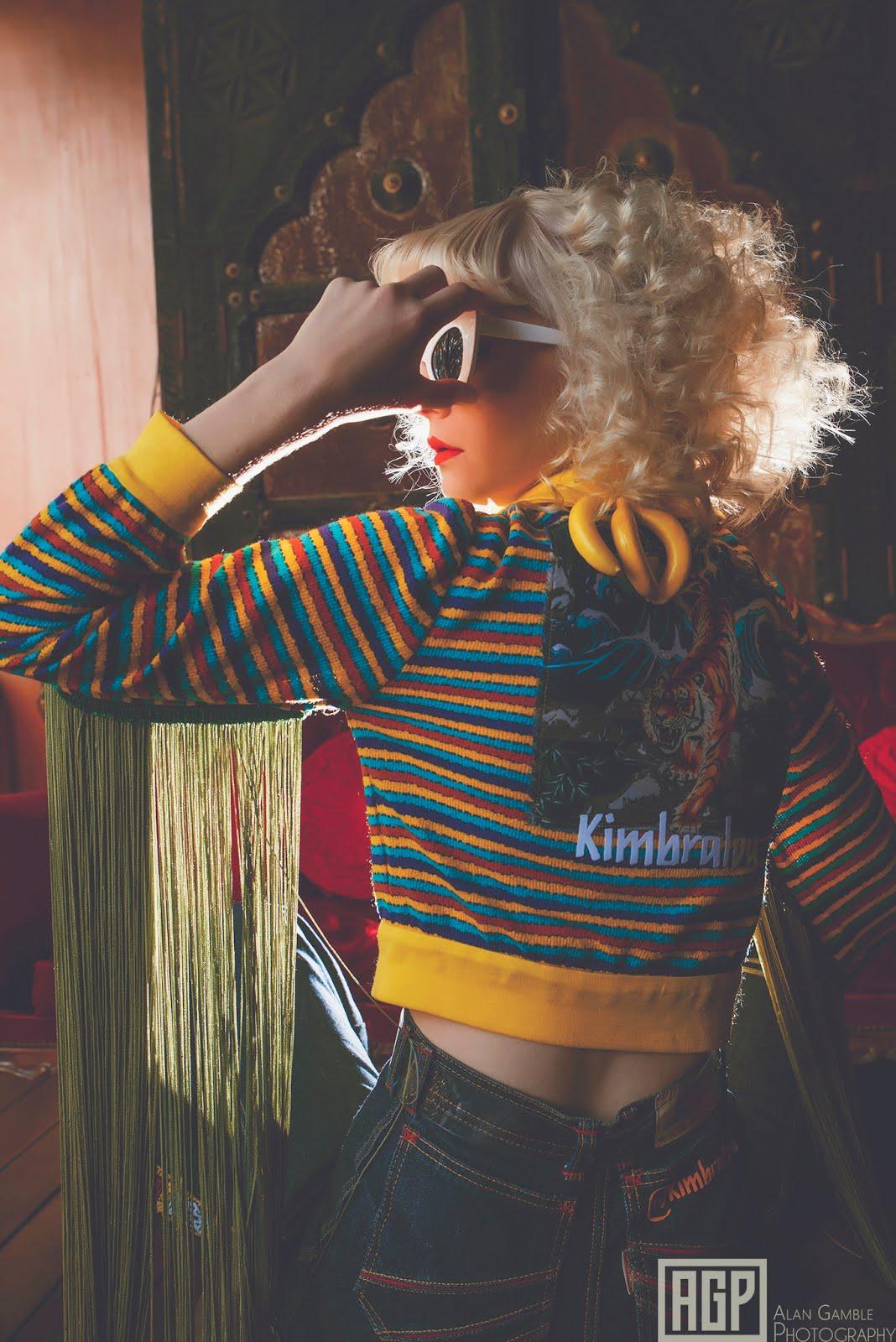 Fashion Designer - KIMBRALOU