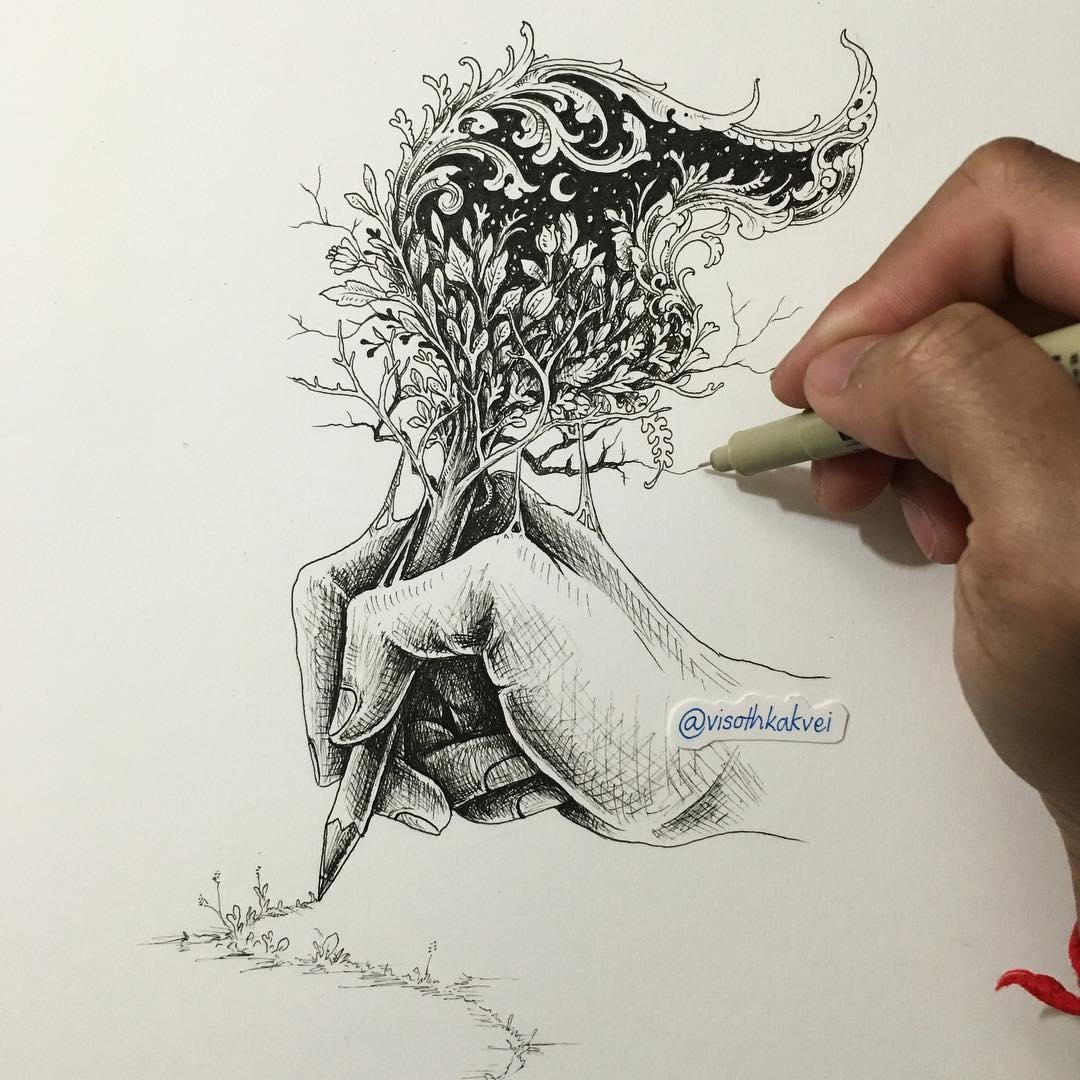 05-The-Writer-Visoth-Kakvei-Intricate-Doodles-that-include-Optical-Illusions-www-designstack-co