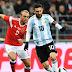 [VIDEO] CUPLIKAN GOL Rusia 0-1 Argentina: Aguero Pecah Kebuntuan Tim Tango