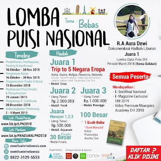Lomba Menulis Puisi