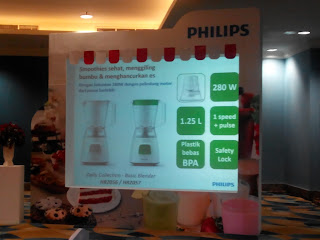 kelebihan Philips Blender, HR 2056/57