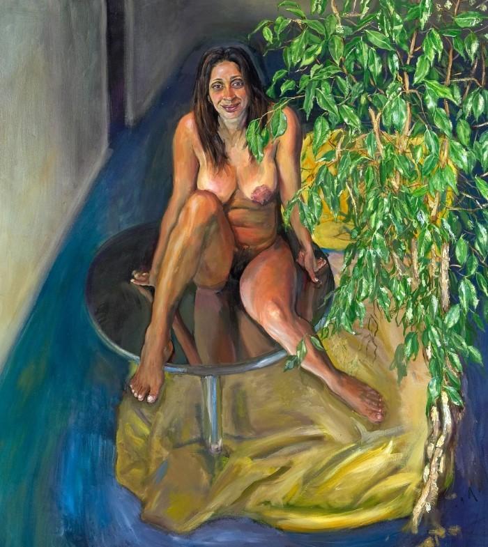 Бельгийский художник. Serge Strosberg