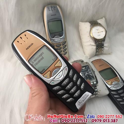 Nokia 6310i mercedes benz và địa chỉ bán điện thoại cổ độc uy tín tại đường yên bình