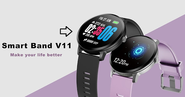 Goral V11 Sports SmartWatch Specs, Price, Features