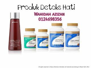 Detoks Hari Shaklee 0124698356