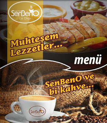 SenbenO Menü
