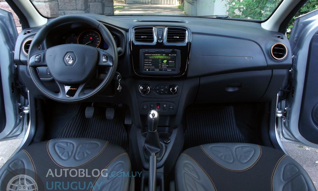 Prueba Renault Sandero Stepway Privil Ge 1 6 16v