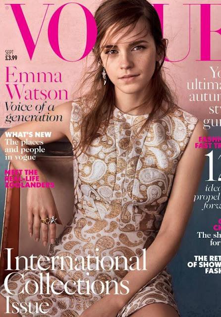 Emma Watson – British Vogue Magazine