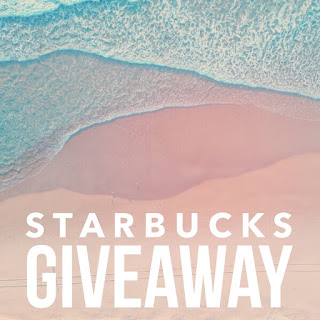 Enter the July $100 Starbucks Insta Giveaway. Ends 8/3. Open WW