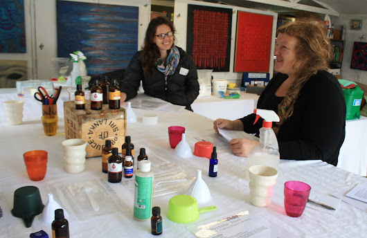 Natural Cleaning Products Workshop was AWESOME!
