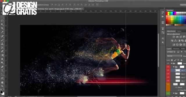tutorial tormenta de arena en photoshop