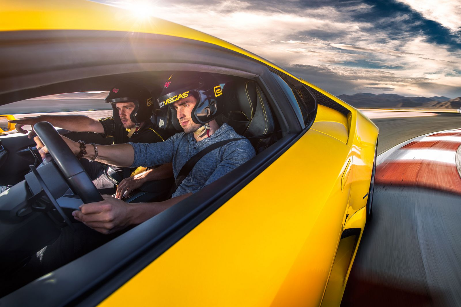 Test Track Chosen For Top Gear America Sued After Double