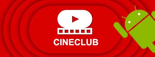 CINECLUB ANDROID NOVA ATUALIZAÇÃO V-2.1 - 14/06/2016