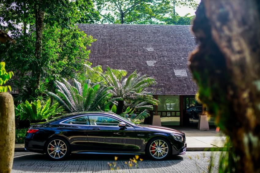 Sợ hãi Mercedes-AMG S63 Coupe độ lên 708 mã lực bởi Renntech