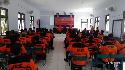 Badan Penanggulangan Bencana Daerah (BPBD) Kabupaten Purworejo, Gelar Penyuluhan Daerah Rawan Bencana